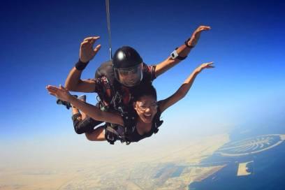 ENTRY 521: Free Fall